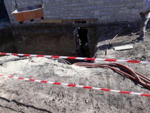 Rénovation et extension d'une maison en pierre