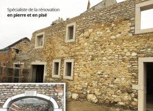 Rénovation immobilière maçonnerie