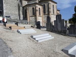 Entreprise de maçonnerie aménagement de cour et allée