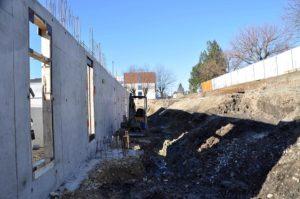 Entreprise de construction immobilière