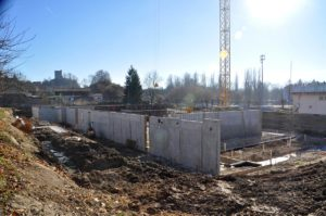 Entreprise de maçonnerie, construction de piscine à Morestel